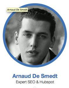 Arnaud est l'expert SEO et HubSpot de notre équipe. Il s'intéresse aux différentes techniques SEO et à leur evolution et s'occupe également des aspects techniques liés à la mise en place de toutes nos stratégies d'Inbound Marketing.