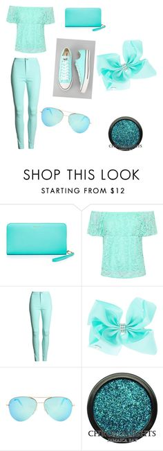 """Blue day!"" by gc531 ❤ liked on Polyvore featuring Tiffany & Co., WearAll, Converse, SIWA and Victoria Beckham"