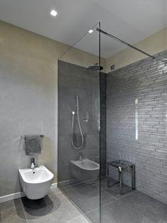 Ohne Duschtasse bodengleich duschen! Besonders schön für Senioren. # ...
