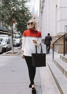5 Bloggers Who Prove Red Is A Wardrobe Essential This Fall