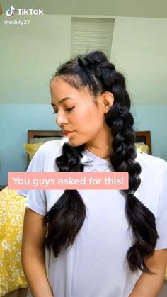 Short Hair Updo, Curly Hair Tips, Long Curly Hair, Sporty Hairstyles, Scarf Hairstyles, Braided Hairstyles, Wavy Hairstyles Tutorial, Curly Hair Tutorial, Hair Up Styles