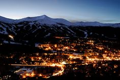 Breckenridge, Colorado!  I love this place and hope to make it back really soon!!