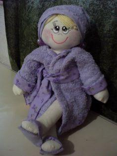 boneca enfeite de banheiro
