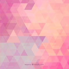 Free polygon background  Free Vector