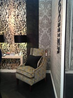 #AltfieldAlley @Decorex Interiors International 2013 @BROCHIER Clerici Tessuto Clerici Tessuto