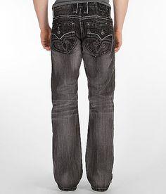 $148 Rock Revival Corbin Boot Jean