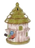 Birdhouse - GreenLeaf effusion fragrance lamps, fragrance oil burners make an excellent birthday gift, wedding gift, mother's day gift or anniversary gift. Green Leaf lamps are the perfect way to add scent to your home decor