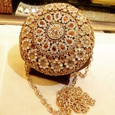 Beautiful Hand Made Bridal Clutch  Price Rs 4500 Free home delivery  Cash on  delivery For order Contact us on 03122640529