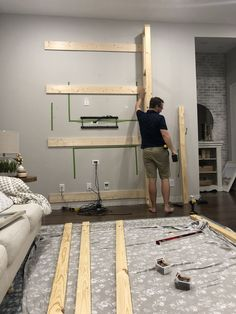 Hottest Snap Shots Electric Fireplace redo Style Installing a Fireplace Our New Samsung Frame TV – The Blooming Nest Fireplace Tv Wall, Build A Fireplace, Fireplace Built Ins, Faux Fireplace, Fireplace Remodel, Fireplace Design, Fireplace Ideas, Basement Fireplace, Simple Fireplace