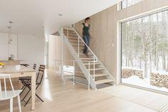 La Maison Haute,© Maxime Brouillet