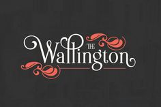 Wallington is a decorative-serif font embodying vintage and elegant curves with functional structure. Inspired by Old English cultures and their descendants between the mid-5th century and the mid-12th Century. Crafted with love and easy-to-read letter design.
