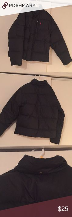 Polo jacket Polo Ralph Lauren snow jacket. Missing button hood.  In great condition. Polo by Ralph Lauren Jackets & Coats Puffers
