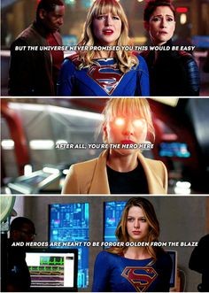 """""""You must lift a sword with reborn strength and take on the demons in your ribcage"""" -Nikita Gill, Once Upon A Time II Supergirl Alex, Supergirl Season, Melissa Supergirl, Kara Danvers Supergirl, Supergirl Comic, Supergirl And Flash, Supergirl Characters, Superhero Shows, Superhero Memes"""