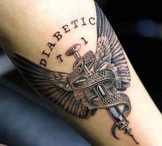 Tattoos to Raise Awareness | diabetes awareness