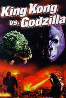 King Kong vs Godzilla -- I love these cheesy movies -- even better if it's been on MST3k (http://en.wikipedia.org/wiki/Mystery_Science_Theater_3000) or Svengoolie (http://en.wikipedia.org/wiki/Svengoolie). Added bonus: A giant octopus!