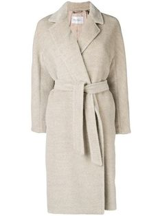 Max Mara Beige Coat, Max Mara, Belt, Classic, Jackets, Shopping, Collection, Style, Fashion