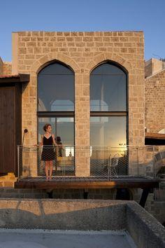 Factory Jaffa House,© Amit Geron