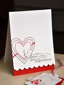 Simply Stamped: Love is in the details...