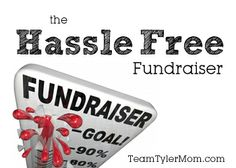 Fed Up with Fundraising: The hassle-free fundraising idea