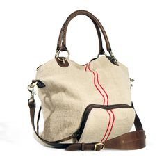 Anglo Vintage Textiles Carryall