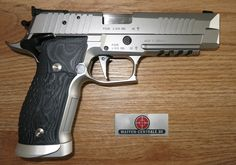 Sig P226 X-Five Supermatch .40 S&W Find our speedloader now! http://www.amazon.com/shops/raeind