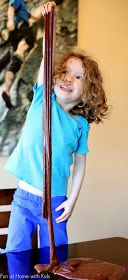 Fun at Home with Kids: Chocolate Stretchy Slime Recipe