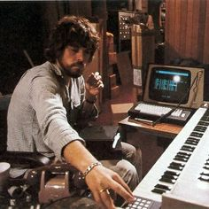 """""""Dark Side Of The Moon"""" producer Alan Parsons (The Alan Parsons Project) was born today in 1948"""