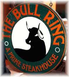 The Bull Ring of Santa Fe - when in Santa Fe, you must have a steak at the Bull Ring.