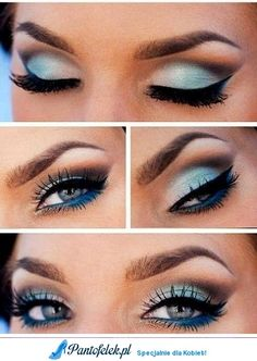 Niesamowity makijaż
