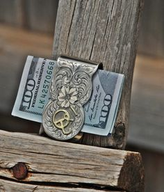 Items similar to Custom Engraved SS Money Clip with Brand or Initials on Etsy Engraving Ideas, Custom Engraving, Engraved Money Clip, Custom Money Clips, Key Organizer, Book Marks, Money Clip Wallet, Slim Wallet, Product Photography