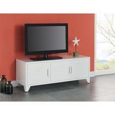 99.99 € ❤ TOP #BonPlan #Mobilier CAMDEN - #Meuble #TV en métal 120 cm - Blanc laqué ➡ https://ad.zanox.com/ppc/?28290640C84663587&ulp=[[http://www.cdiscount.com/maison/meubles-mobilier/camden-meuble-tv-en-metal-120-cm-blanc-laque/f-11760010501-camden08bl.html?refer=zanoxpb&cid=affil&cm_mmc=zanoxpb-_-userid]]