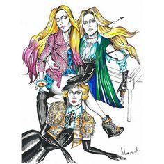 Bitch Wer #Madonna ! #livingforlove #GhostTown #BitchImMadonna #RebelHeart  #RebelArt by @markoariel @julieroot4