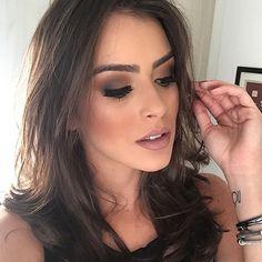 """6,879 curtidas, 164 comentários - SNAP:  blogmarianasaad (@blogmarianasaad) no Instagram: """"Maquiagem que eu mais uso, coringa e clássica. Já tem passo a passo dela no canal, aliás... Mas de…"""""""