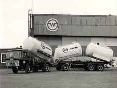 NWM Uithoorn DAF 2600 1974