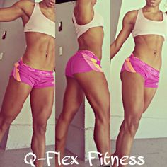 Join The Team Q-Flex Fitness. ♥  Qimmah Russo