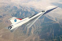 NASA quiere aviones más ecológicos