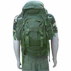 Mochila Pqdt Verde preta camuflada Camping Militar 45l 20%of - América  Tático Aventura Artigos Militares Aventura Esportes Radicais e Camping. 9d937b0f82799