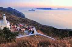 Amazing spot in Sikinos, Cyclades, Greece