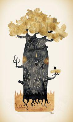 Alberto Cerriteno | unpublished illustration