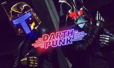 Darth Punk: A Star Wars/Daft Punk Mashup Music Video | Geekologie