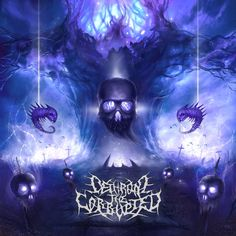 Dethrone The Corrupted - Sephirot [EP] (2017) Album Art by Jan Drenovec - Technical Melodic Death-Metal