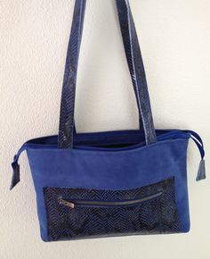 Handmade bag, complete with iPhone case and shoes.. - by BAG4U