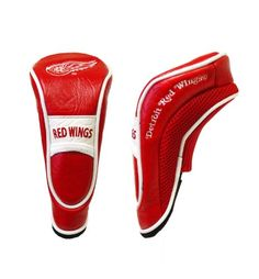 NHL Detroit Red Wings Hybrid Headcovers * More info could be found at the image url. Note:It is Affiliate Link to Amazon.