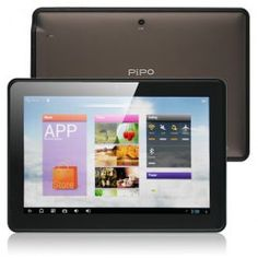 @everbuying  $221.99 PiPO M3 Android 4.1 Tablet PC 10.1 inch IPS WXGA Screen Bluetooth Dual Core 1.6GHz 16GB (Coffee) #gifts