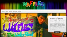 Waffle Pants, aka David Napierkowski, is based out of Portland, OR.  He DJs at the House of Sound, a radio station presenting a changing lineup of Portland's latest and greatest electronic music.