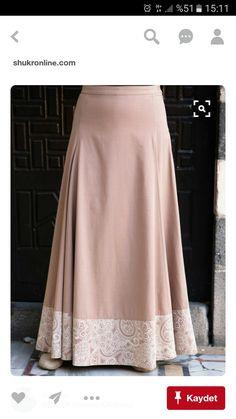 Skirt Fashion, Hijab Fashion, Fashion Dresses, Women's A Line Dresses, Cute Dresses, Pola Rok, Edwardian Costumes, Hijab Dress, Fashion Project