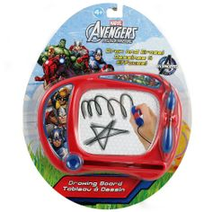 The Avengers Drawing Board | 30334965 | RP: $9.99, SP: $7.99