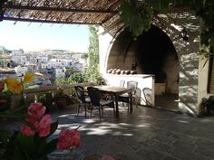 Aravan Evi Boutique Hotel, Cappadocia, Turkey. We have a terrace where you can sit and breathe in the peacefulness of our small Turkish village http://www.organicholidays.co.uk/at/2894.htm