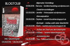 "BeatesLovelyBooks : [Blogtour] Ankündigung Blogtour ""Brennende Herzen ..."