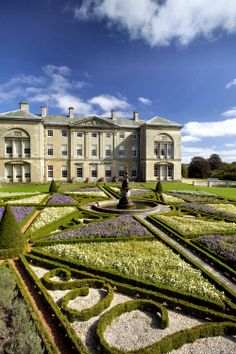 Sledmere House in Yorkshire, UK